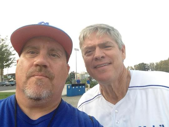 Norm and Dale Murphy